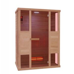 Phönix Large Infrared Cabin