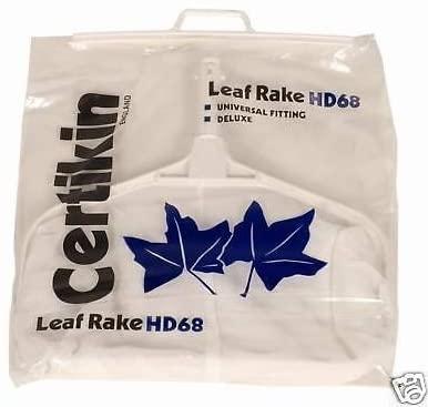 Deluxe Deep Leaf Rake