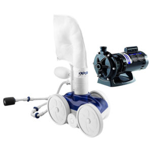 Polaris VAC-SWEEP 280 with Booster Pump