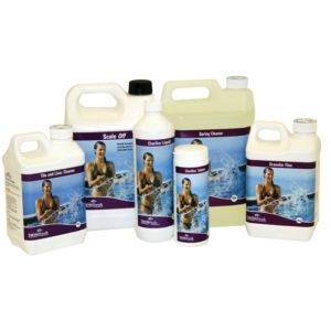 swimfresh cleaning range