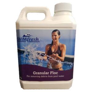 swimfresh granular floc